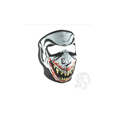 Zan Headgear Full Face Mask Vampire (Glow-in-the-Dark) WNFM067G
