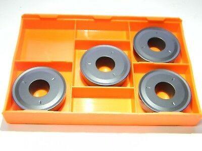 New World Products RCMT 0803 MO AA Mk2 C2 Carbide Inserts Uncoat RCMT-0803 10pc