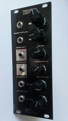 Frequency Central System X VCF DIY Eurorack Modul#