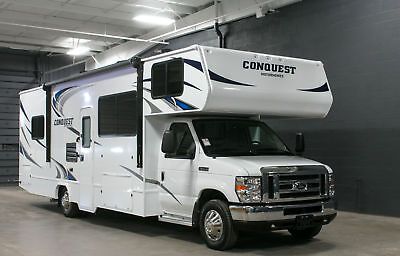 NEW 2017 Gulf Stream Conquest 6280 Ford Class C RV Motorhome camper