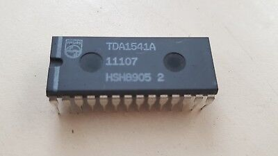 ** Philips TDA1541A D/A CONVERTER CHIP - BRAND NEW UK STOCK !! **