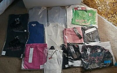 Wholesale Joblot Clothes. Bnwt In Sealed Bags. X16. Designer.  Vests, Dress.