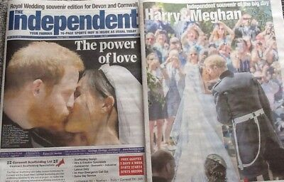 PRINCE HARRY MEGHAN MARKLE Wedding South/West UK Independent Newspaper