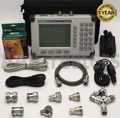 Anritsu S331D SiteMaster Cable & Antenna Analyzer Site Master S331