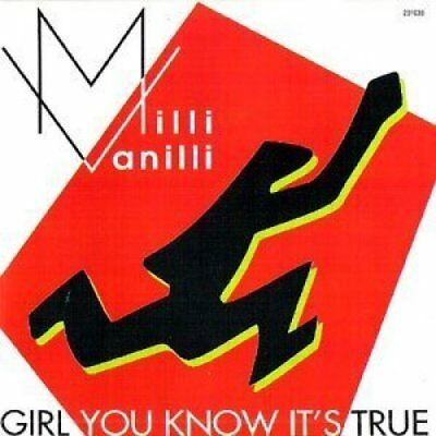 Milli Vanilli - CD - Girl you know it's true (compilation, 13 tracks) ...