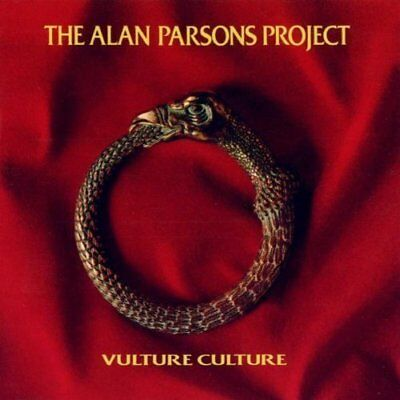 Alan Parsons Project - CD - Vulture culture (1984) ...