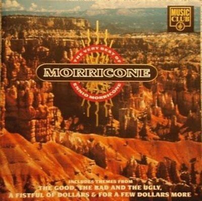 Ennio Morricone - CD - Very best of (20 tracks, 1992) ...