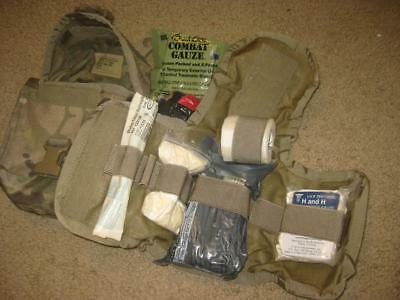 Multicam Ifak First Aid Kit Medic Medical Molle Pouch Bag 2016 1582
