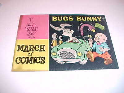 March of Comics 132 Bugs Bunny 1955 VERY GOOD - 3.5