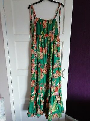 size 14 maternity maxi dress bundle. Next and Eevie. Excellent condition.