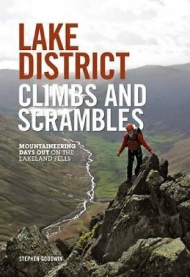 Lake District Climbs and Scrambles Mountaineering Days Out on t... 9781910240021