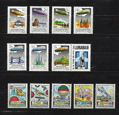 Lot(13) :  Zeppelin  postfrisch