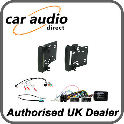 Connects2 CTKCH02 Chrysler Sebring 2007> Double Din Radio Installation Kit