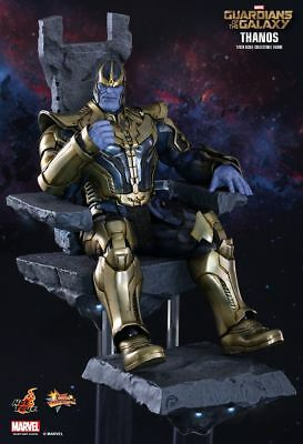 "(Sa) Hot Toys 1/6 Marvel Guardians Of The Galaxy Mms280 Thanos 15"" Action Figure"