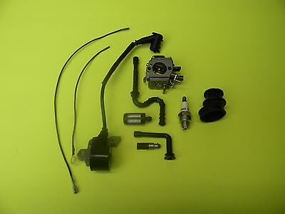 For Stihl Chainsaw 029 039 Ms290 Ms310 Ms390 Ignition Coil / Carburetor Tune Kit