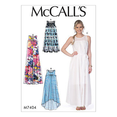 24af1748b2eb MCCALL S 7407 SEWING Pattern to MAKE Easy Misses  Flared Knit Top ...