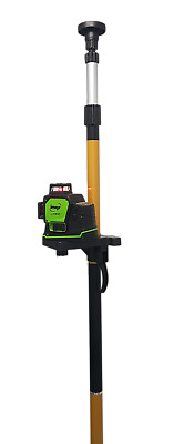 Imex Laser Support Pole With Tripod Base