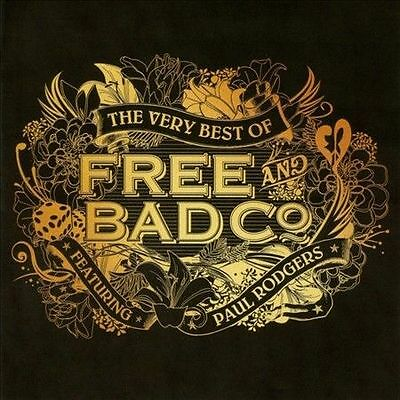 The Very Best of Free & Bad Company Featuring Paul Rodgers by Free/Paul...