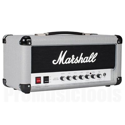 Marshall 2525H Mini Jubilee Reissue Silver 20W Head *NEW* mr2525h jcm valve