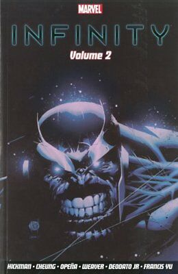 Infinity Volume 2 by Jonathan Hickman 9781846535871 (Paperback, 2014)