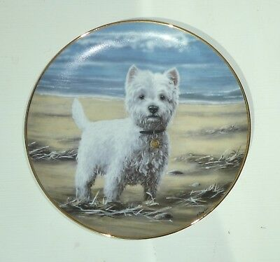 Westies /'Soulmates/' Sentiment Photo Slate Christmas Gift Ornament SOUL-62SL