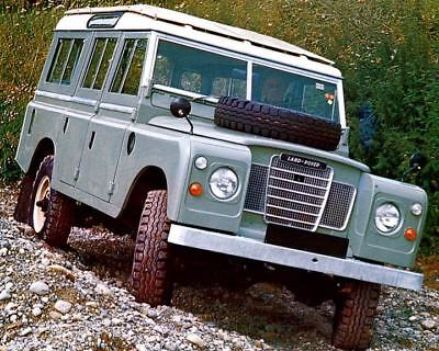 1982 Land Rover Factory Photo c2470-X2IDSW