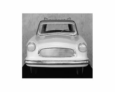 1958 Hudson Metropolitan Wagon Prototype Factory Photo c5301-AJTOVA