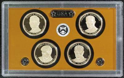 2015-S Proof Presidential Dollar Set -Lens Only - Best Value @ CherrypickerCoins