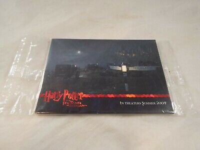 Harry Potter And The Prisoner Of Azkaban Red Promo Set