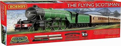 Hornby R1167 The Flying Scotsman Lokomotive 00 Stärke elektrisch Zug Set A