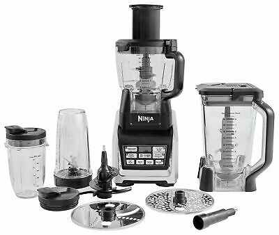 Nutri Ninja BL682UK2 1500W 2.1L Kitchen System - Black.