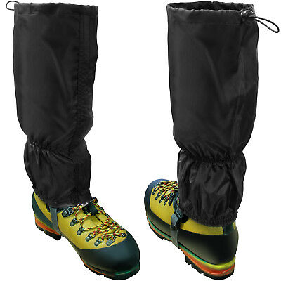 Waterproof Walking Gaiters Snow Wet Outdoor Adventure Hiking Walking Climbing