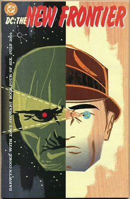DC: The New Frontier #4 - NM