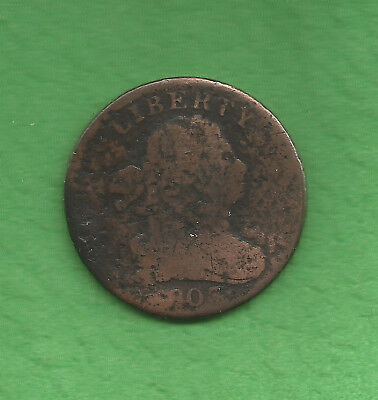 1803 Draped Bust, Half Cent, Only 92,000 Were Minted, 215 Years Old!