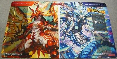 Cardfight Vanguard Ultimate Stride Sneak Preview Playmat New & Sealed