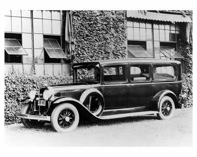1931 Buick Flxible Hearse Factory Photo c7079-ET7BPI