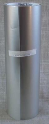 """12"""" x 300"""" SILVER SIGN VINYL for PLOTTER CUTTER Crafts GRAPHIC 25 ft."""