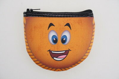 Mr Pasty Coin Purse Fun Novelty Food Design Wallet Pouch Restaurant Baker