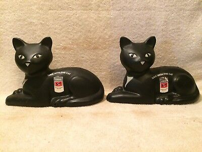 Eveready Batteries 2 Cats Banks