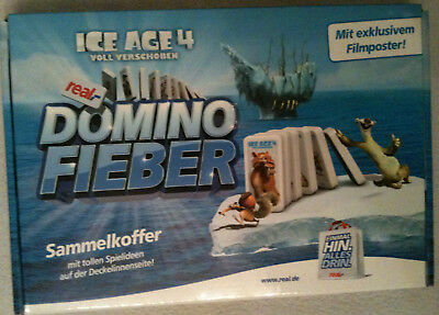 """REAL -- Domino-Fieber -  Ice Age 4"