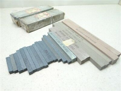 "20+Pc Assorted Abrasive Sticks 5/16"" To 5/8"" Baystate Cincinnati"