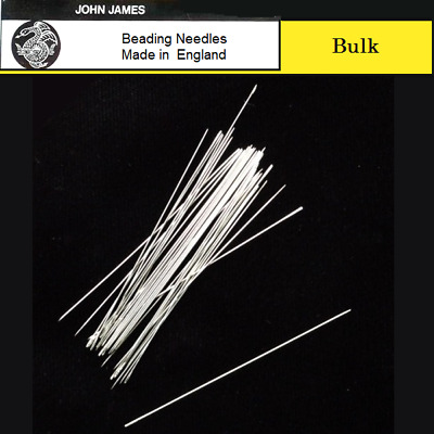 Bulk JOHN JAMES #13 LONG Beading Needles