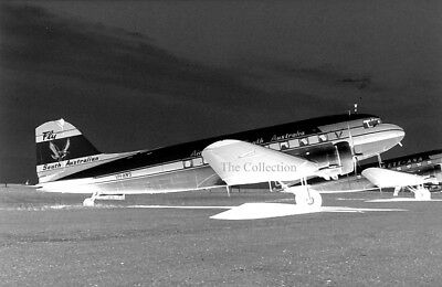 Douglas DC-3 VH-ANS original photo negatives
