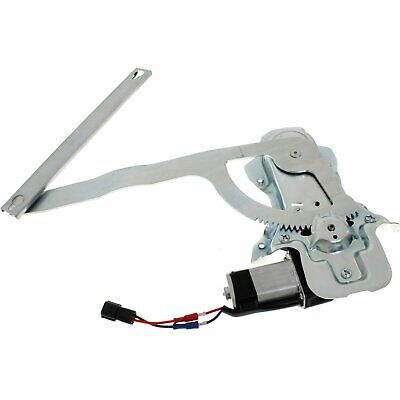 Power Window Regulator For 1996-1997 Land Rover Discovery Rear Right with Motor