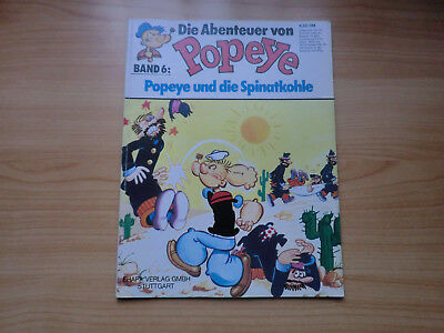 Comic Popeye Band 6