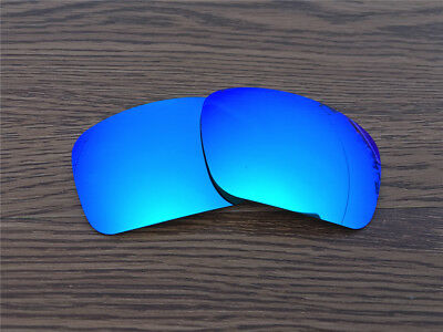 Inew Ice Blue Polarized Replacement lenses for Oakley Triggerman