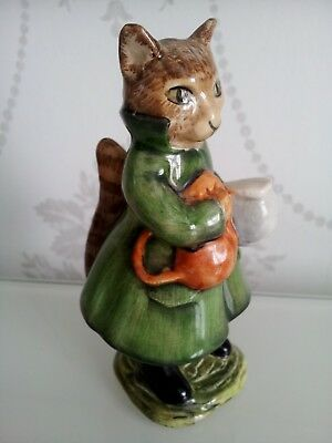 Rare, Beatrix Potter's, Beswick, Simpkin Cat/Figurine - Perfect Condition