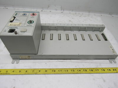 Indramat RECO-G.06/01-FW Interface Module W/8 Slot Rack