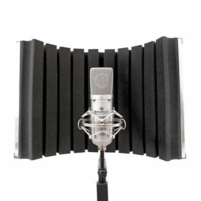 Portable Vocal Booth Flex Edition | The perfect way to record great sound