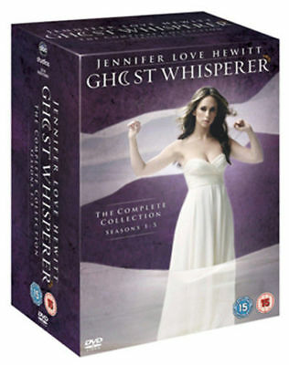 Ghost Whisperer Seasons 1 to 5 Complete Collection DVD NEW DVD (BUG0159401)